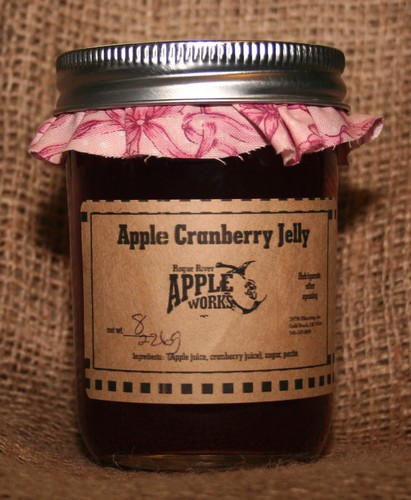 Apple Cranberry Jelly