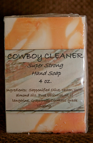 Cowboy Cleaner Soap