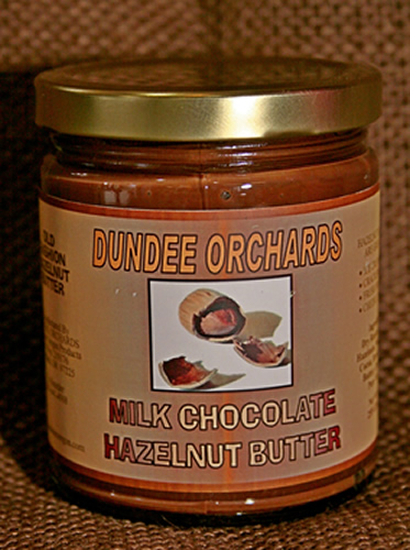 Milk Chocolate Hazelnut Butter