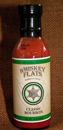Whiskey Flats Barbecue Sauce